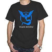 "Мужская футболка ""Pokemon Go team mystic"""