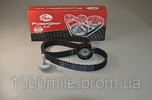 Комплект натяжитель + ремень ГРМ (123z) на Renault Kangoo 1.5dCi 2003->2008 — Gates (Бельгия) - K015578XS
