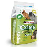 Корм Versele-Laga Crispy Pellets Rabbits для кроликов, гранулированная зерновая смесь