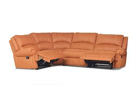 """Угловой диван с реклайнерами """"Sydney"""" (Сидней)"""