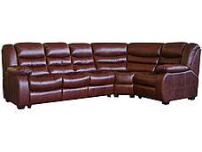 Кутовий диван з реклайнером Манхеттен, фото 2