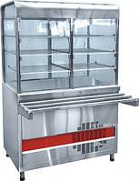 ›Прилавок-витрина холодильный ABAT ПВВ(Н)-70КМ-С-02-НШ