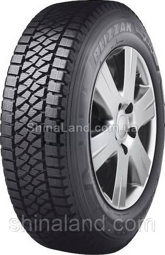 Зимние шины Bridgestone Blizzak W810 235/65 R16C 115/113R Турция 2019