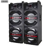 Активная акустическая система Temeisheng T244 (колонки) 2х150W + Bluetooth