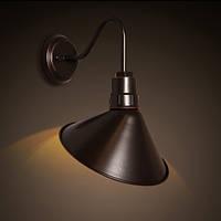 Настенный светильник Loft (бра) [ Guetta Loft COFFEE ]