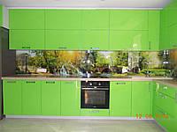 """Скинали - Кухонный фартук """"Природа"""", фото 1"""