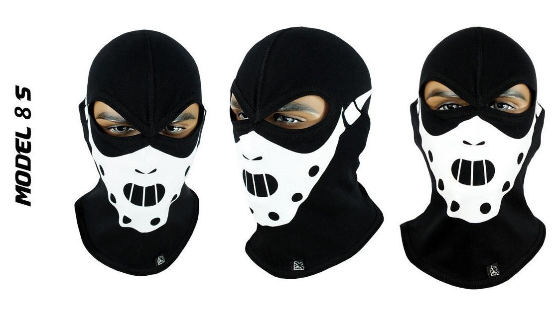 Балаклава з черепом, термомаска, підшоломник Radical Skull (Польща)