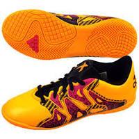 ДетскаяФутбольная обувь для зала adidas x 15.4 in (Артикул: S74605)