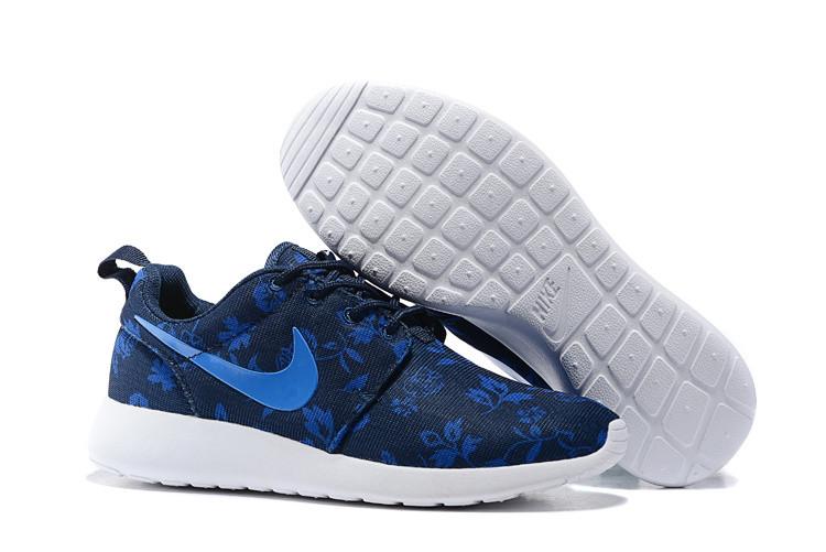 Кроссовки женские Nike Roshe Run Silk / RRW-258 (Реплика)