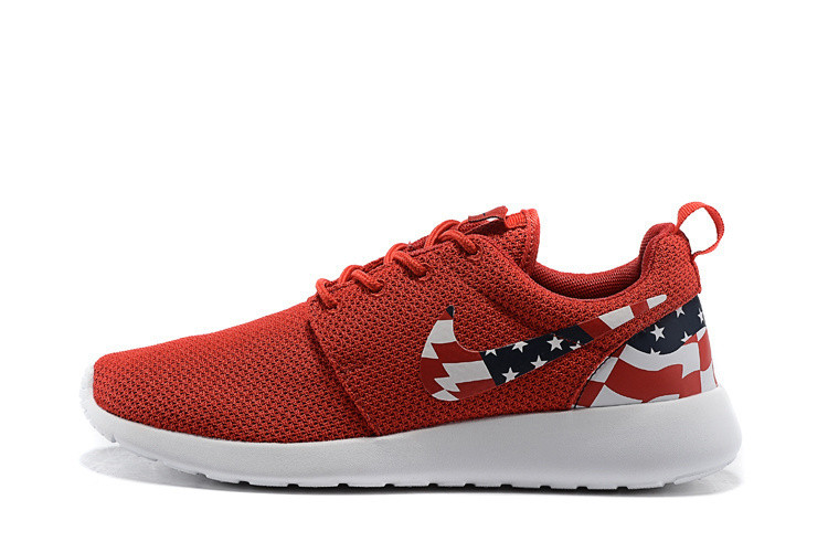 Кроссовки женские Nike Roshe Run USA / RRW-260 (Реплика)