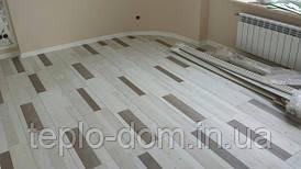 Ламінована підлога Фотогаларея робіт