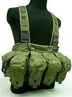 Жилет тактический «Лифчик» Зеленый