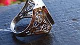 Печатка серебряная, фото 2