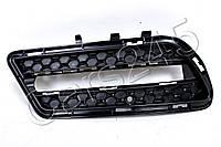 Mercedes E E-Class W212 2009-13 левая решетка в AMG бампер под диод новая оригинальная