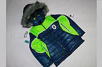 Зимняя куртка для мальчика Т-05