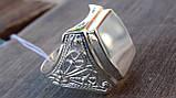 Печатка серебряная, фото 5