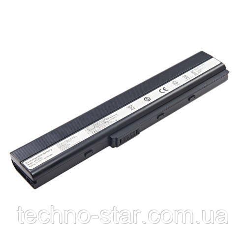 Акумулятор(батарея) Asus A32-K52 A32-N82 A41-K52 70-NXM1B2200Z 90-NYX1B1000Y A31-B53 A31-K52 A42-K52 K52L681