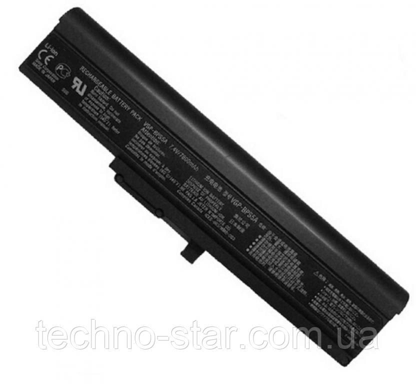 АКБ SONY VGP-BPS5 VGP-BPS5A VGN-TX16C (7800mAh)