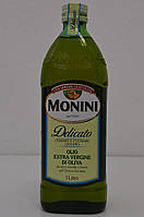 Оливковое масло Monini Delicato Olio Extra Vergine di Olio (Монини Деликатное первого холодного отжима), 1л