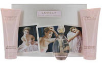 S.J.PARKER LOVELY set (edp 100 ml +s\g 200+b\l 200)