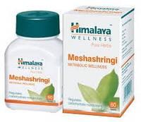 Cнижает уровень сахара, LDL. Выработка инсулина. Мешашринги, Гималая / Meshashringi, Himalaya / 60 таб