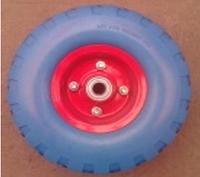 Колесо для тачки пенополиуретановое 3.50-4/16, фото 1