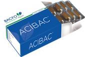 Повышенная кислотность и расстройство желудка Ацибак, Бакфо / Acibac, Bacfo / 30 таб