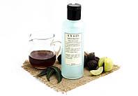 Травяной шампунь Хна, Амла и мед с екстракондиционирующим эффектом, Кхади / 210 ml