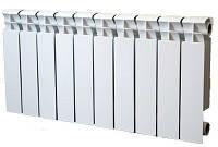 Радиатор алюминиевый Heat Line М-300А, фото 1