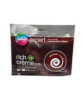 Крем-краска для волос , 4.00 (natural brown)  / - закрашивание седины 100 % / 20гр+20гр.