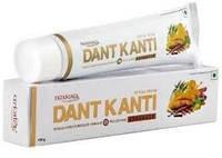 Зубная паста Патанджали- Высокое качество от лучших производителей!  / Dant Kanti, Patanjali /100 гр.