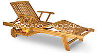 Шезлонг пляжный  HAVANA 200 см