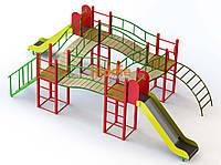 Игровой комплекс Kiddie1  для детей 6-13 лет