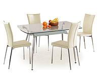 Стеклянный стол Forbes от польской фирмы Halmar