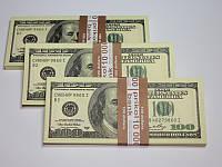Сувенирные доллары 100 баксов
