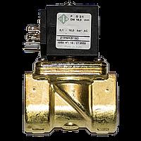 Клапан электромагнитный нормально закрытый Ду 20 ODE 21H9KB180