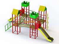 Игровой комплекс Kiddie3  для детей 6-13 лет, фото 1