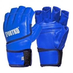 Перчатки с открытыми пальцами Sportko