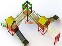 Игровой комплекс Kiddie6  для детей 6-13 лет, фото 1
