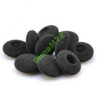Амбушюры, подушечки для наушников; 18мм; 3 пары