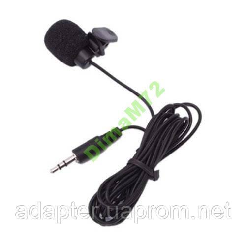 """Микрофон для компьютера 3,5мм; MC-8827 - Интернет-магазин """"Адаптер"""" в Мариуполе"""
