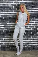 Костюм женский желетка+штаны