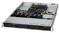 Сервер Supermicro SuperServer SYS-813QC-505CB-R-2609