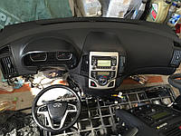 Торпедо (панель) Hyundai i30