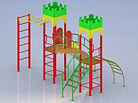 Игровой комплекс Kiddie9 для детей 6-13 лет , фото 1