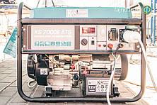 Генератор Konner&Sohnen KS 7000E ATS (5,5 кВт, автозапуск)