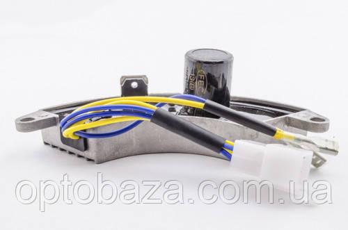 Автоматический регулятор напряжения (AVR) для генератора 5 кВт - 6 кВт