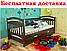 Кровать деревянная Алиса, фото 10