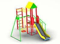 Комплекс-горка Kiddie11  для детей 2-5 лет, фото 1
