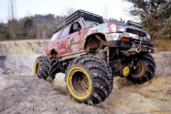 Шины M/T (Mud Terrain)